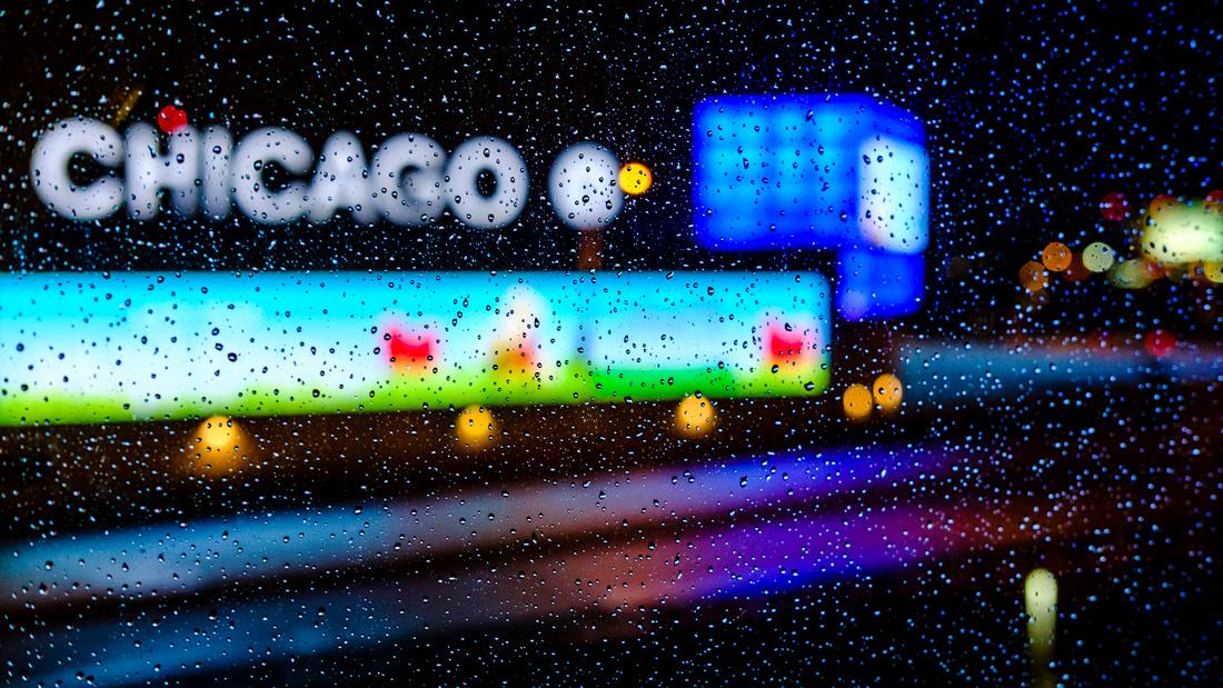 Rain-in-Chicago