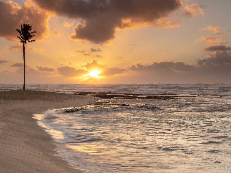 Hualalai Sunset